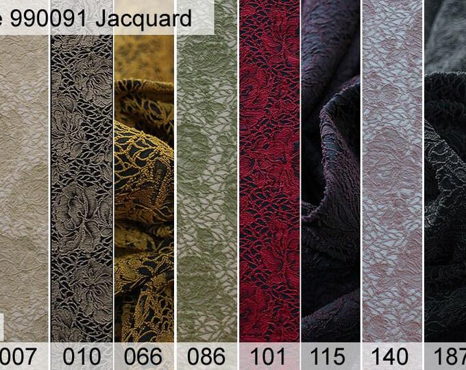 990091 Jacquard sample 6 x 10 cm
