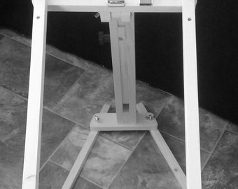 Rowland Adjustable Needlework Floor Stand  without Pattern Holder