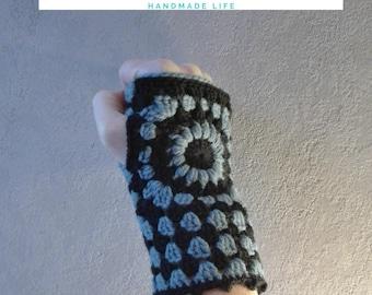 Boukenka wool mittens