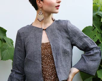 Gadfly embroidered jacket