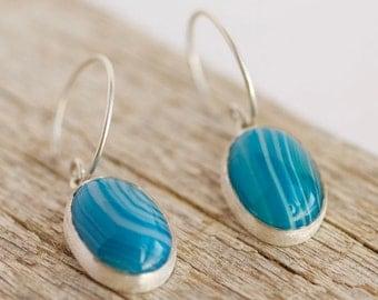 Earring//925 silver/earring/Silver//pendiente stone earrings/handmade jewelry/handmade