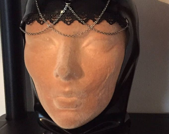 The Amaze Latex Hood