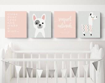 Baby Personalized Cavas
