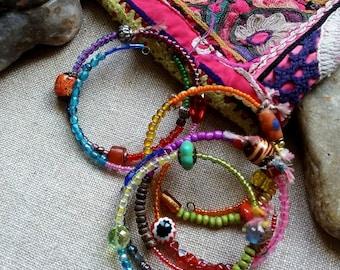 Set of 4 bracelets