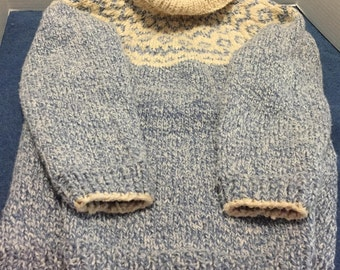 Childs sweater (8 years)