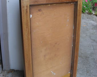 Vintage Antique Wood Frame Architectural Salvage Hand Carved