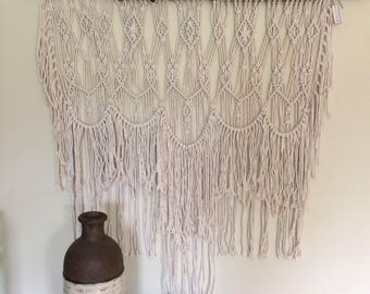 Large Wall Hangings Pleasing Large Wall Hanging  Etsy Inspiration Design