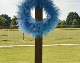 Frozen Themed Wreath