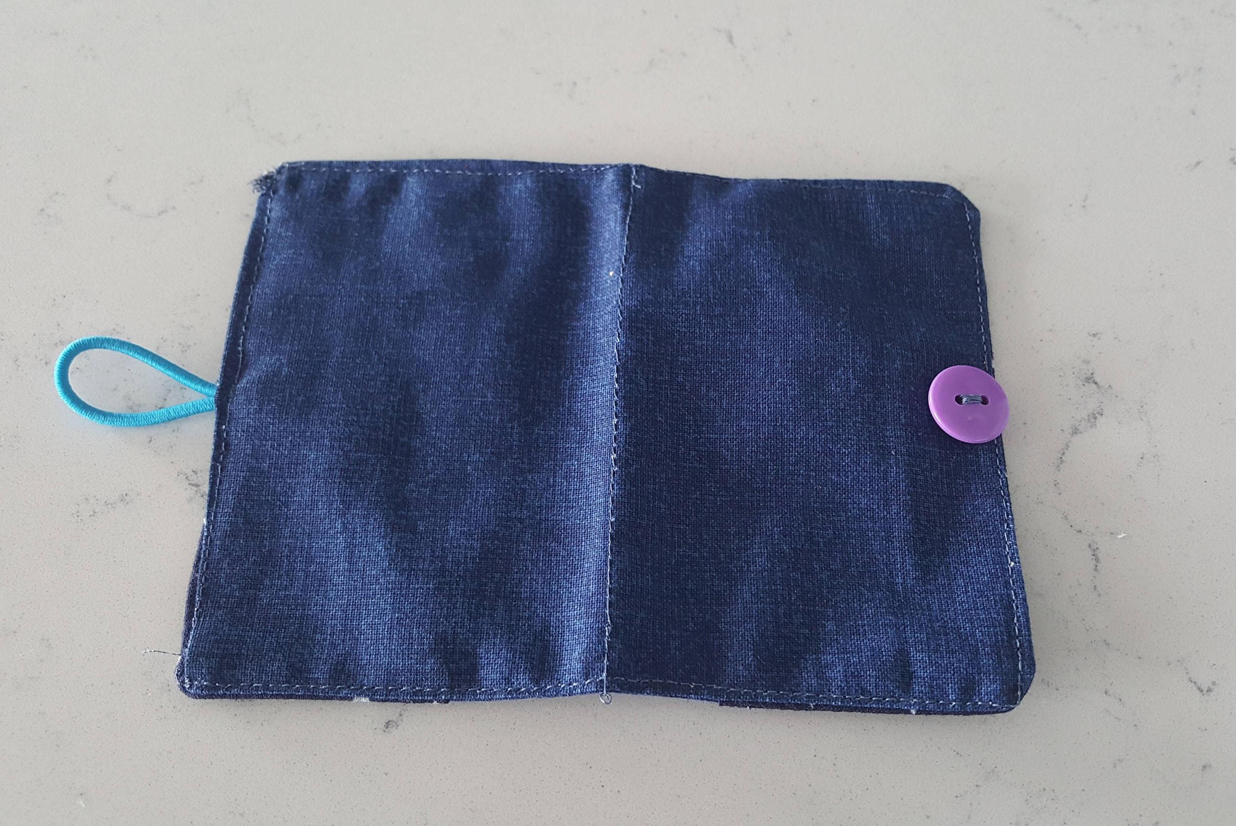 Blue Business Card/ Money Card Holder [E10251039381440773M] - $15.00 ...
