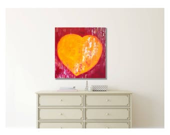 Wall Art Valentines Day gift Wife, Wall Art Valentines Day Gift for Husband, Valentines Day Print for Husband, Valentines Day Art Gift Wife