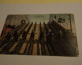 Steeplechase ride Coney Island 1925