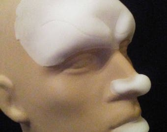 Pennywise Inspired Clown Prosthetics