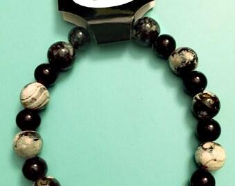 Men's Bracelet: Captain