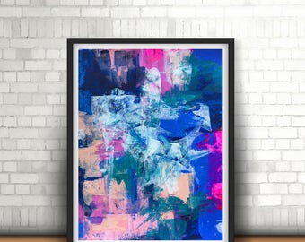Original Art on paper, A3 Original Painting, Abstract Art, Abstract Painting, Modern Art , Contemporary Art , Original Painting on paper,