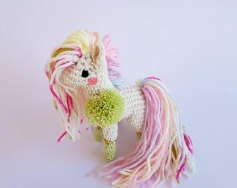 Miniature Animal Doll | #TinyHoof: Gems the Pony