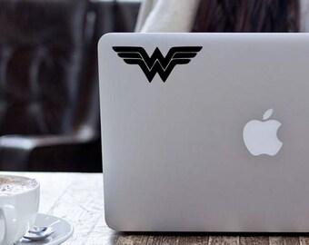 Wonder Woman Decal | Car Decal | Laptop | Phone | Yeti | Window Sticker | Vinyl Decal