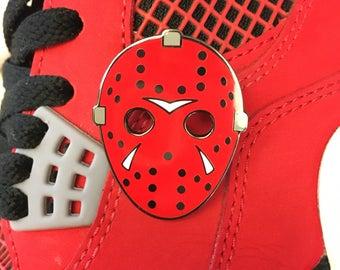 TORO Hockey Mask - Enamel Pin