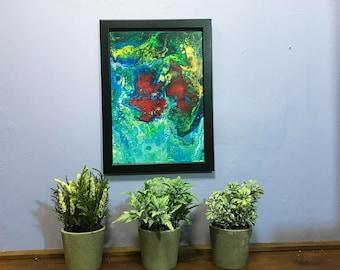Print - Algae