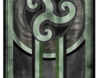 Skyrim, Hajaalmarch banner