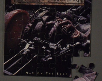Iron Maiden CD Cover Magnetic Puzzle