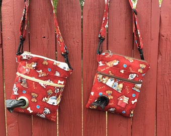 Dog Walking Bag - CUSTOM
