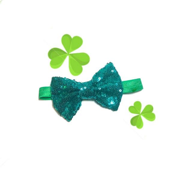 St. Patty's Day Bow Tie || Saint Patrick'sDay || Bowtie For Dog  || Cat Neck Tie || Bowtie for Kitty || Pet Bow Tie || Cat Costume