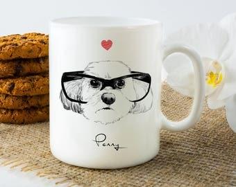 Pet Memorial Mug, Personalized Pet Loss Gift, Dog Loss Gift, Cat Loss Gift, Pet Memorial, Dog Memorial Gift, Dog Memorial Mug, Cat Memorial