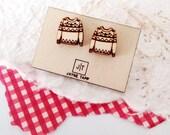 Christmas Jumper Earrings - Christmas Sweater Earrings - Novelty Earrings - Xmas Earrings - Christmas Earrings - Stocking Filler