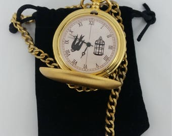 Bioshock pocket watch