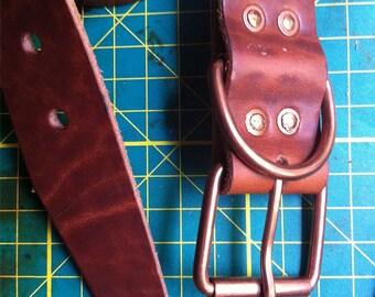 The Horween Copper Belt