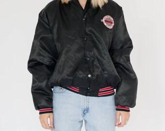 Vintage 90s Georgia College Jacket