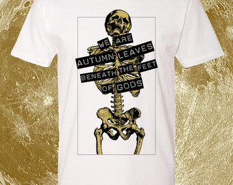 Stomp These Old Bones T-shirt