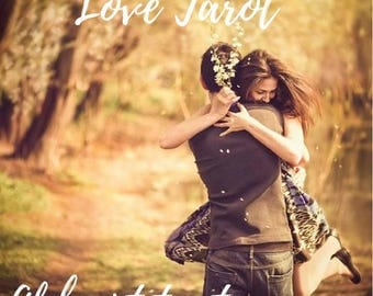 New Love / Old Flame Tarot Reading by email  | Psychic Tarot Reader of 27 years experience