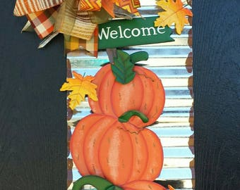 Fall Door Hanger - Fall Decor - Fall Door Decor - Fall Door Hanger