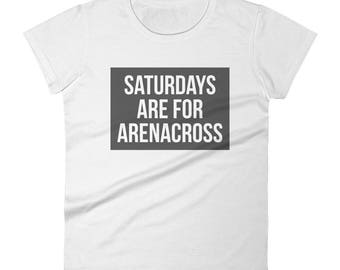 Saturdays are for Arenacross