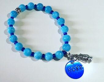 Lantern Corps jewelry, Blue Lanterns