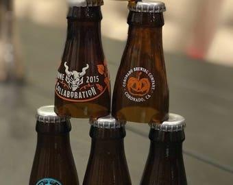 Beer Bottle Shot Glasses