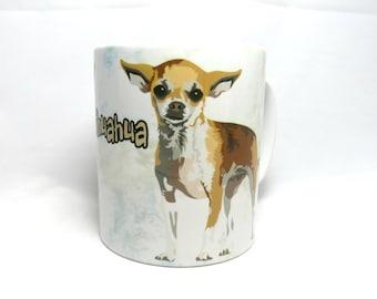 Chihuahua Mug Chihuahua Dog Chihuahua Gift Chihuahua Lover Chihuahua Mom Chihuahua Dad