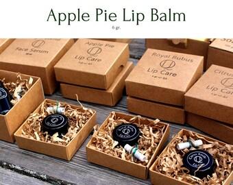 Apple Pie Lip Care