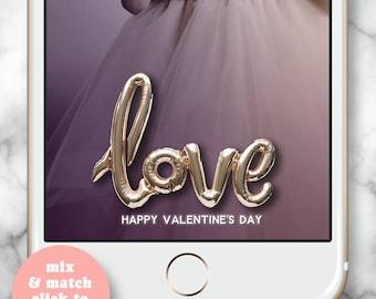 Love Balloons Snapchat * Love snapchat, Wedding Snapchat filter, Rose Gold Geofilter, Snap chat Wedding filter, Wedding Snapchat geofilter