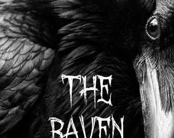 The Raven - an Edgar Allan Poe inspired perfume oil