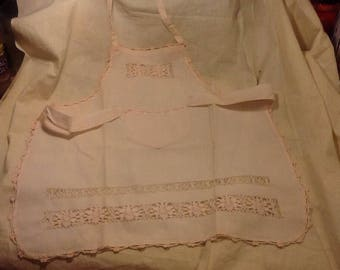 Vintage Toddler Apron