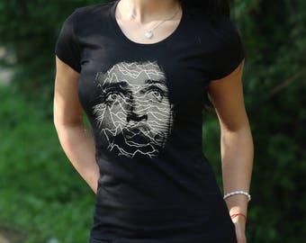 Joy Division Tshirt Joy Division Tee Gift Rock T shirt Joy Division rock Tshirt Ian Curtis shirt Women's T-shirt Joy Division shirt