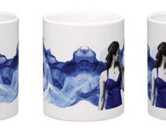 Elena-Damon ~Vampire Diaries~ mug