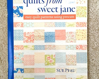 Easy quilt pattern Etsy