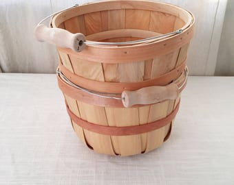 Peck Baskets - Set of 2