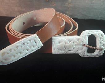 Mammem style Belt (recreation)