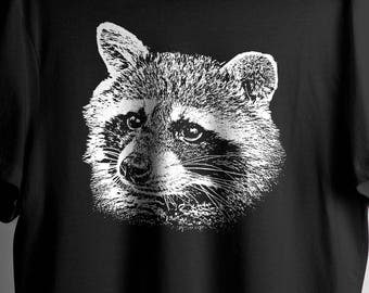 T-shirts Raccoon raton laveur, t-shirt raccoon