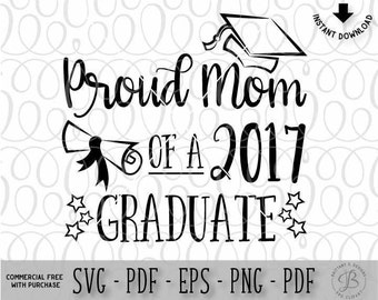 Graduation SVG / Graduation Cap svg / Class of 2017 svg / Svg files / Svg files for cricut / silhouette files