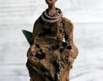ARROWY - Mixed media Sculpture